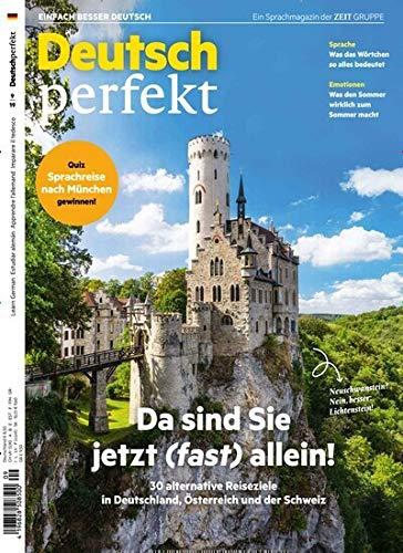 Deutsch Perfekt Magazin 9/2019