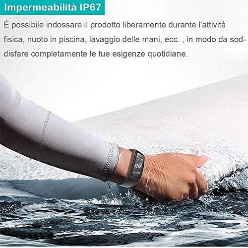 Zoom IMG-2 willful fitness tracker orologio braccialetto