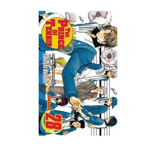 By Konomi, Takeshi [ The Prince of Tennis, Volume 28 (Prince of Tennis (Paperback) #28) ] [ THE PRINCE OF TENNIS, VOLUME 28 (PRINCE OF TENNIS (PAPERBACK) #28) ] Nov - 2008 { Paperback }