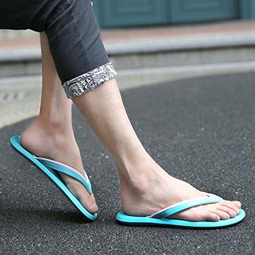 ZXCV Scarpe all'aperto Scarpe respirabili esterne da donna sandali in tuta Blu