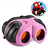 Best Toys For A 6 Year Old Girls - Gifts for Teen Girl, DMbaby Compact Watreproof Binocular Review