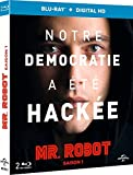 Mr. Robot-Saison 1 [Blu-Ray + Copie Digitale] [Import Italien]