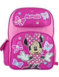 "Disney Minnie Mouse Large 16"" School Backpack"