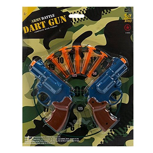 7-piece-play-toy-dart-gun-with-practice-target-kids-child-suction-cup-fun-game
