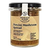 Delicious & Sons - Porcini Mushroom Spread 6.35 182350