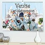 Venise l`art des masques(Premium, hochwertiger DIN