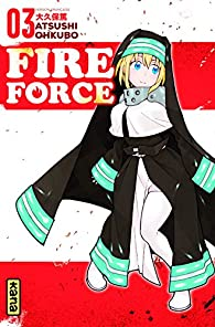 Fire force, tome 3 par Atsushi Okubo