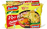 Indomie Chicken Curry, 10 X 75 g (Pack of 1)