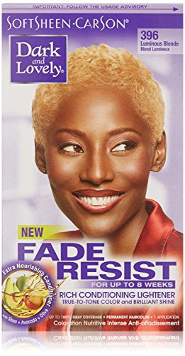 Dark & Lovely Couleur 396 Blond Lumineux