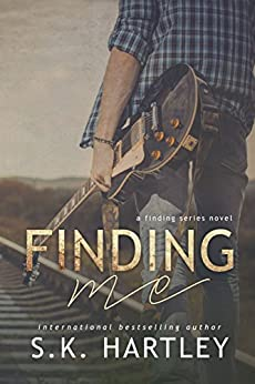 Finding Me (The Finding Series Book 2) by [Hartley, S.K.]