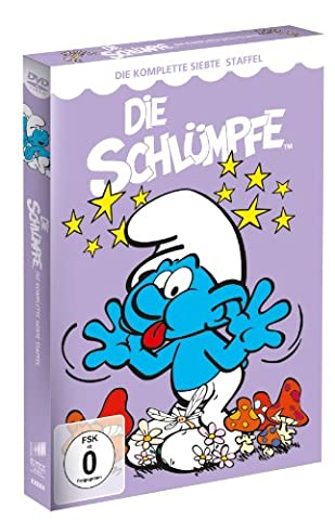 Die Schlümpfe - Die komplette siebte Staffel [6 DVDs] (Schlümpfe Serie)
