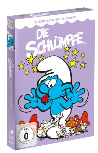 Die Schlümpfe - Die komplette Staffel 7 (6 DVDs)