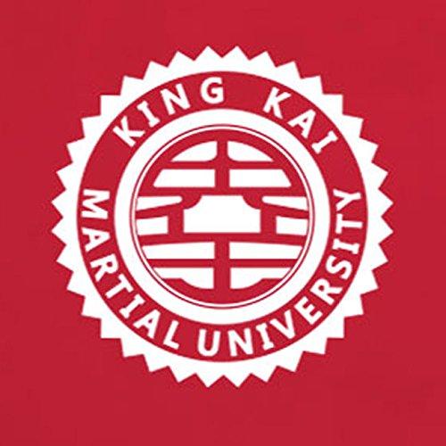 DBZ: King Kai University - Stofftasche / Beutel Natur