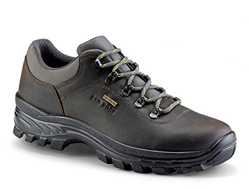 Chaussure De Randonnée Red Rock Marron Ingr.gritex - Chaussures De Randonnée - Marron