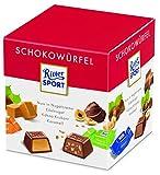Ritter Sport Schoko- Wrfel-Box Standard, 4er Pack (4 x 176 g)