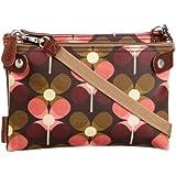 Orla Kiely Womens Travel Pouch Cross-Body Bag