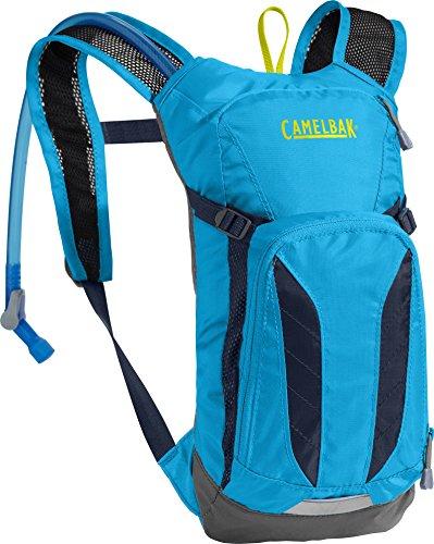 CamelBak 1155402900 - Mochila de hidratación para niños, multicolor