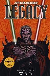 Star Wars - Legacy (Vol. 11) War by John Ostrander (2012-01-27)