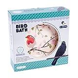 Petface baño de cerámica para pájaros