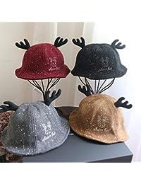 XDXDWEWERT Sombreros y Gorras y Gorro de Invierno para niños de Navidad 0d9dfeb5df3