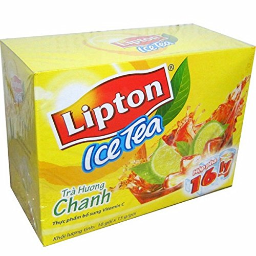 Lipton Lemon Ice Tea Imported, 240 Grams