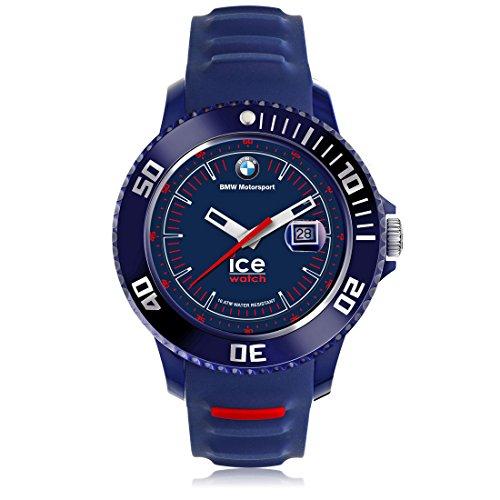 Ice-Watch - BMW Motorsport (sili) Blue Red - Montre bleue pour homme avec bracelet en silicone - 001128 (Medium)