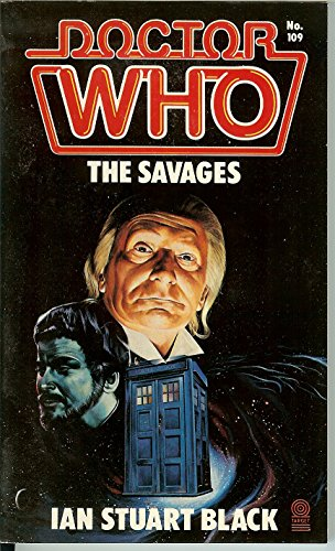 Doctor Who-The Savages (Doctor Who Library)