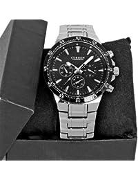 Curren de moda de lujo hombres reloj de pulsera de los hombres de banda de acero inoxidable reloj deportivo Business Casual reloj