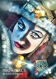 Showgirls - das Leben als Kabarett (Wandkalender 2019 DIN A2 hoch): Das ganze Jahr lang Showtime erleben Sie mit diesem farbenfrohen Fantasy-Kalender. (Monatskalender, 14 Seiten ) (CALVENDO Menschen)