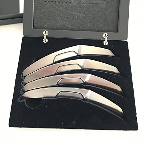 Extrema Ratio Steel Talon Box Set Coltelli da Bistecca (4Knives)