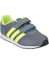 buy popular b3be4 65541 Adidas VS Switch Inf F99388 Grey Syello SOLBLU Sneaker, Bambini, Scarpe  Sportive