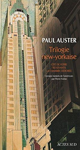 Trilogie New-Yorkaise (Babel t. 32) par Paul Auster