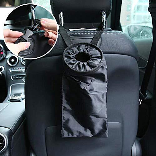 WESEEDOO Auto-Rücksitz-Organizer Auto-Aufbewahrungstaschen Kofferraum-Organizer-Auto-Konsolen-Lagerplätze Korb -