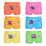 #6: ALOFT kids Multicolor Printed Cotton Briefs (Pack of-6pcs)