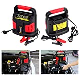 Dazone Car Battery Charger 12 V 24 V 15 A Motorcycle Truck Car