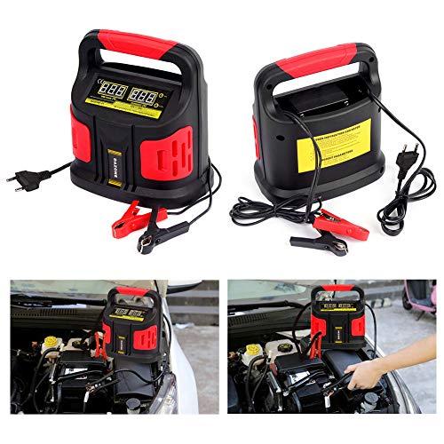 Caricabatterie per auto 12/24volt, automatico.