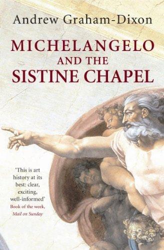 Portada del libro Michelangelo And The Sistine Chapel by Andrew Graham-Dixon (2009-03-19)