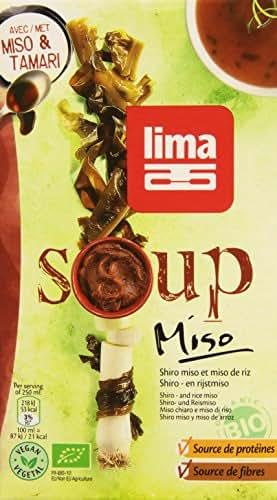 Lima Soupe Miso Bio 1 L