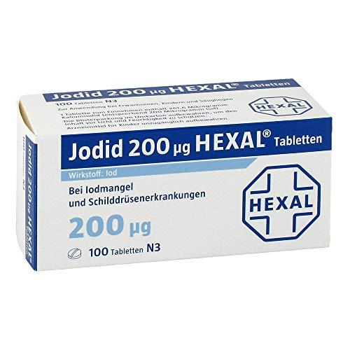 Jodid 200 HEXAL - 7,61 €