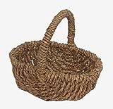 Shopping Basket Small Rush Shopper