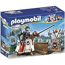 Playmobil 6696 - Super 4: Rypan Guardiano del Barone (4 A Castello)