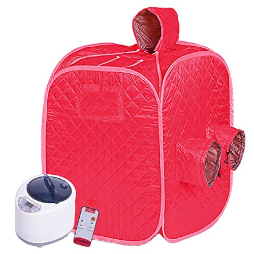 Zuhause Dampfsauna, Portables Heim-Dampfbad Und Sauna Anti-Explosion, Leckage-Prävention Kapazität Bis -
