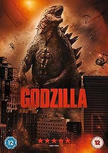 Godzilla [DVD] [2014]