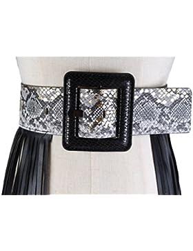 YuanDian Mujer Cinturones De Cue