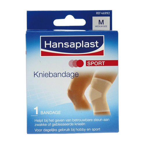 Hansaplast Sport Kniebandage M