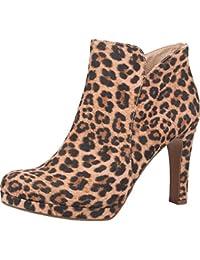 Suchergebnis auf für: Tamaris Stiefelette leopard
