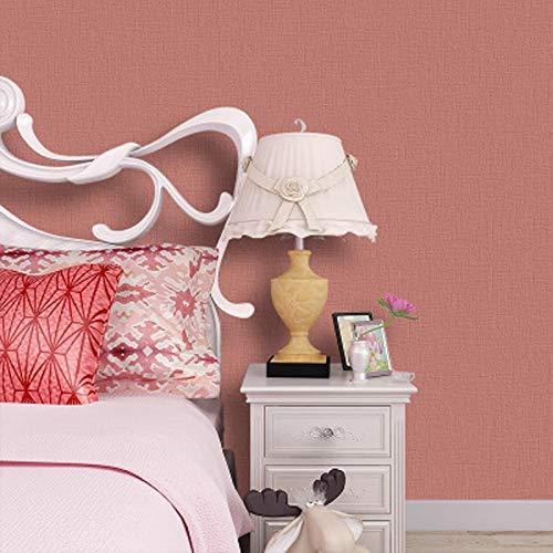 Vinyl Kitty Kostüm - Reine pigmentfarbe einfache tapete wohnzimmer schlafzimmer blau hellgrau tapete koralle Zhu M2 0,53 mt * 9,5 mt