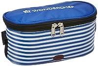 Wonderchef Hot Meals Zippy 63152247 50-Watt Tiffin (Blue/White)