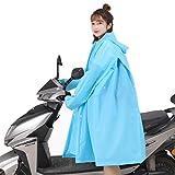 Raincoat Xia Jungen und Mädchen Mode Regenmantel Erhöhen Dicke Anti-Drift
