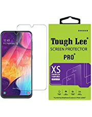 Tough Lee Tempered Glass Screen Guard Gorilla Protector for Samsung Galaxy M30s (Transparent) (Pack of 1)